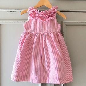 Ralph Lauren Seersucker Dress
